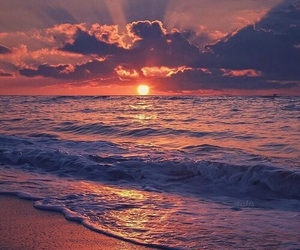 sun, sea, and sky image