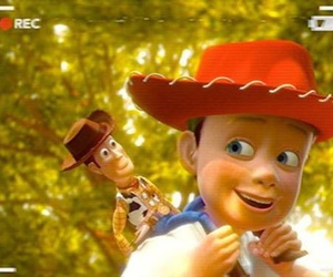 woody, toy story, and andy image