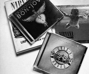 nirvana, bon jovi, and music image