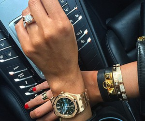 ap, black, and cartier image