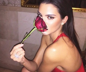 beautiful, Kendall, and model image