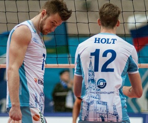 volley, volleyball, and ivan zaytsev image