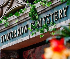 Tomorrowland, mystery, and tomorrow image