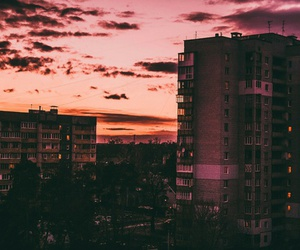 city, urban, and grunge image