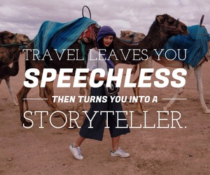 quotes, travel, and words image