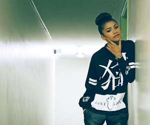 zendaya and swag image