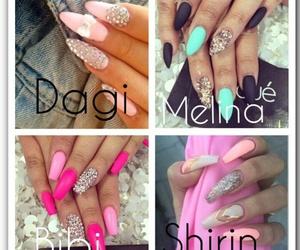 bibi, nails, and melina image