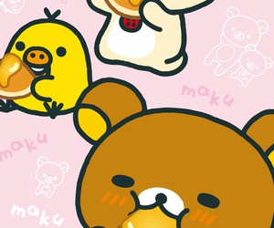 rilakkuma, kawaii, and wallpaper image