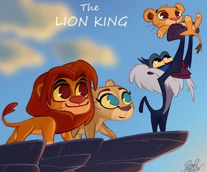 disney, the lion king, and lion image