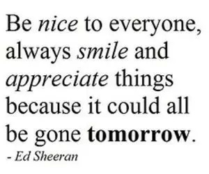 ed sheeran, quote, and nice image