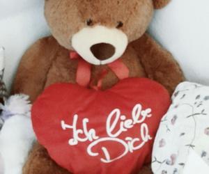 teddybär and love image