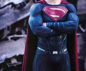 superman and Henry Cavill image