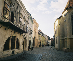 architecture, building, and street image
