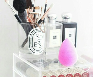 makeup and beautyblender image