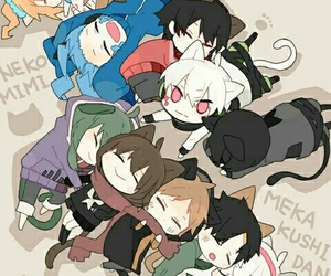 eñe, konoha, and kagerou project image