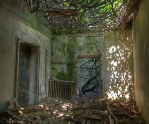 abandoned, haunted, and hospital image