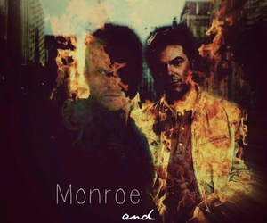 revolution, sebastian monroe, and my edit image