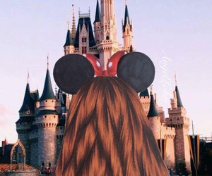 girl, disney, and goals image