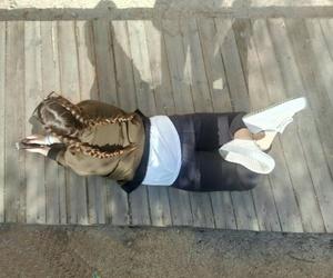 braids, fashion, and fun image