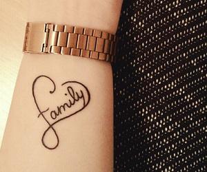 tattoos family heart love image