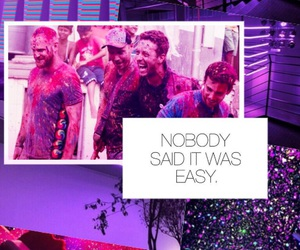 coldplay, paradise, and wallpapers image