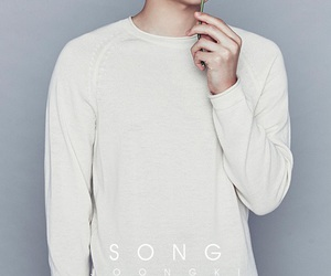 song joong ki, descendants of the sun, and boy image
