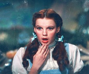 dorothy, The wizard of OZ, and vintage image