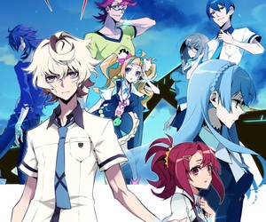 anime and kiznaiver image