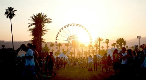 coachella, 2016, and summer image