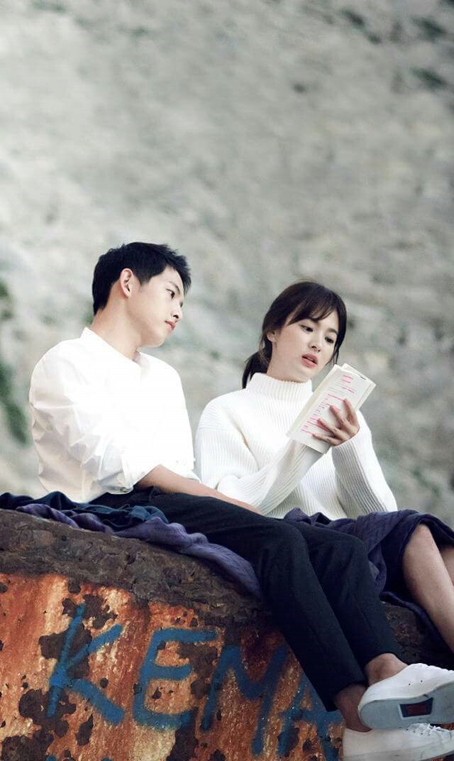 266 Images About Song Joong Ki Descendants Of The Sun2016