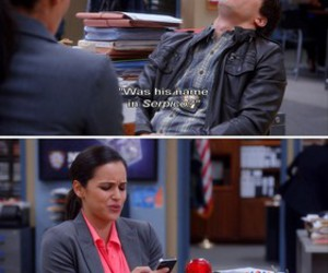 quotes, brooklyn nine nine, and jake peralta image