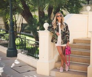 fashion, janni deler, and blonde image