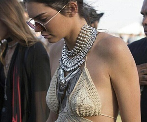 kendall jenner, coachella, and coachella 2016 image