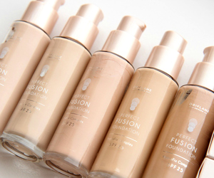 makeup, Foundation, and make up image