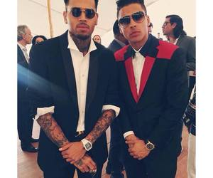 chris brown, chrisbrown, and quincy image