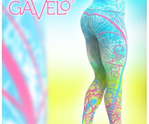 fitness, leggings, and gym image