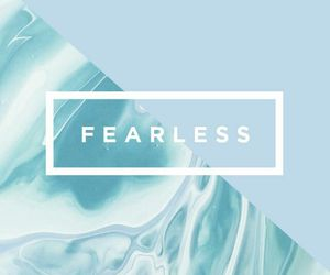 fearless, wallpaper, and blue image