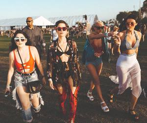 halsey, coachella, and friends image