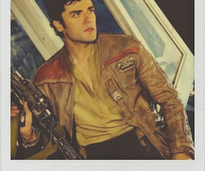 star wars, oscar isaac, and the force awakens image