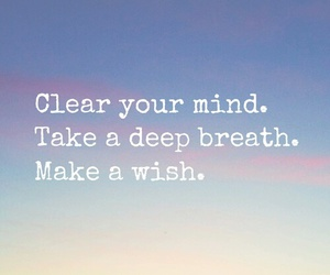 wish and quotes image