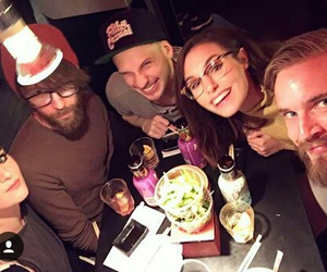 famous, cutiepiemarzia, and party image