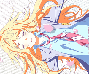 anime, kaori miyazono, and shigatsu wa kimi no uso image