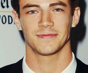 grant gustin and boy image