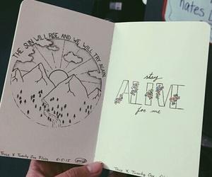 art, drawing, and tumblr image