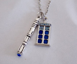 doctor who, etsy, and geek chic image