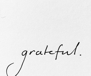 quotes and grateful image