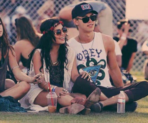 vanessa hudgens, couple, and love image