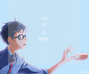 anime and your lie in april image