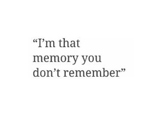 memory, quotes, and remember image