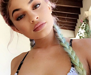 coachella, sun, and kylie image